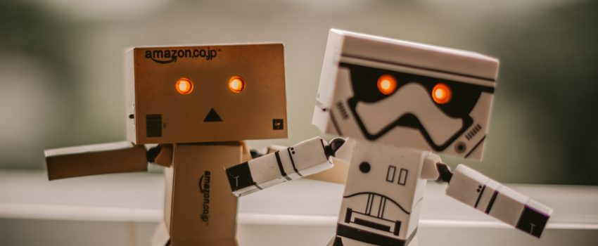 AI Parcel Robots