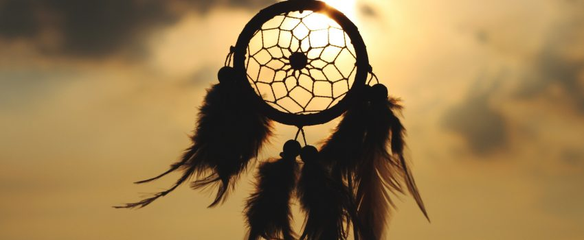 Dreamcatcher with Sunlight