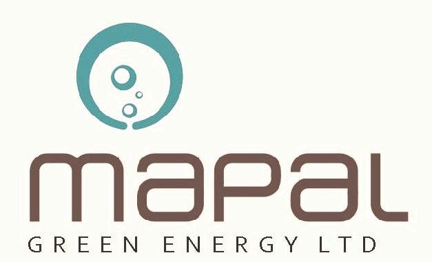 mapal green energy logo