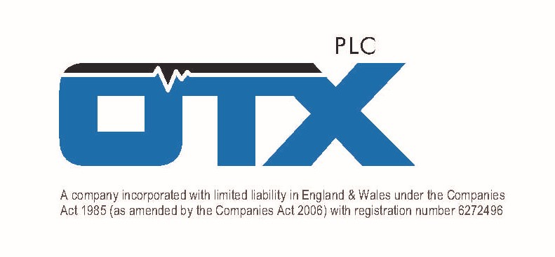 OTX Plc logo