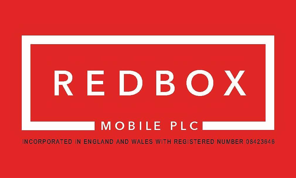 RedBox Mobile Plc Logo
